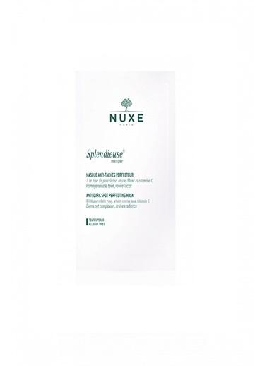 Nuxe NUXE Spendieuse Anti-Dark Spot Perfecting Mask 21 ml - Tekli Maske Renksiz